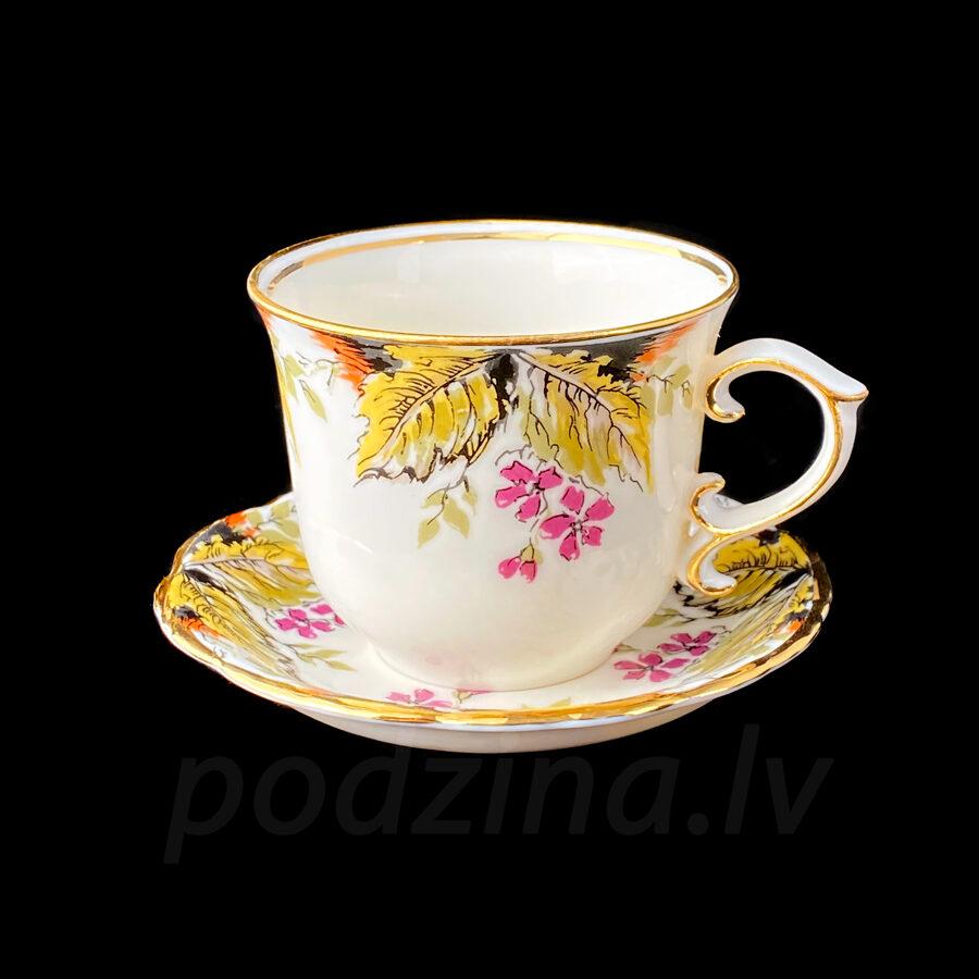 Vintāžā tējas tase